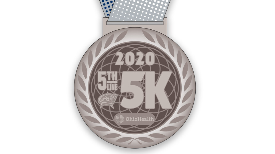2020 Finisher's Medal